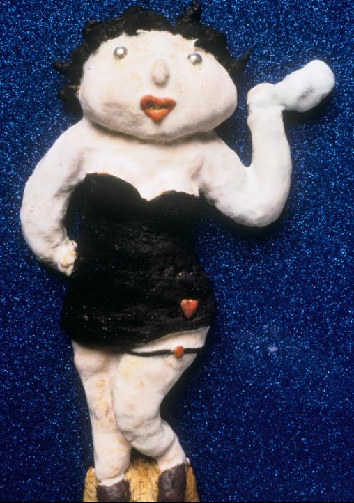 Sculpture-Betty Lou
