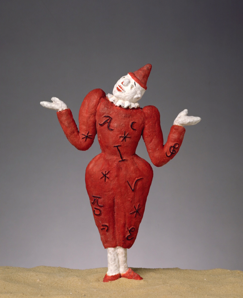 Sculpture_clown