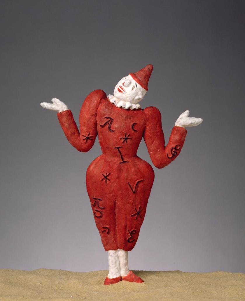 Sculpture_clown