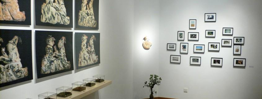 Exposition au Forum Meyrin en Suisse
